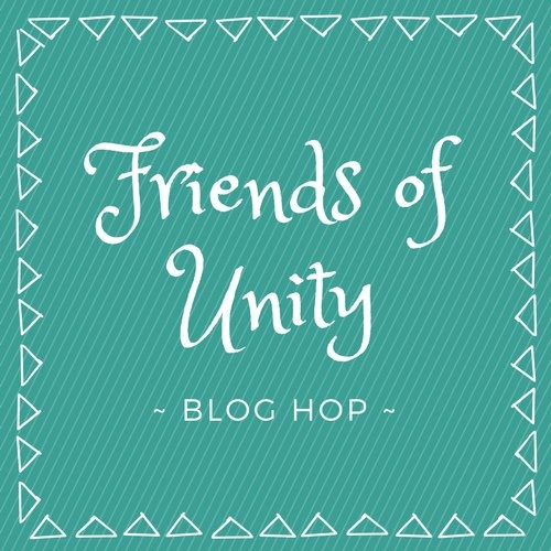 Friends of Unity Blog Hop Admin/Coordinator