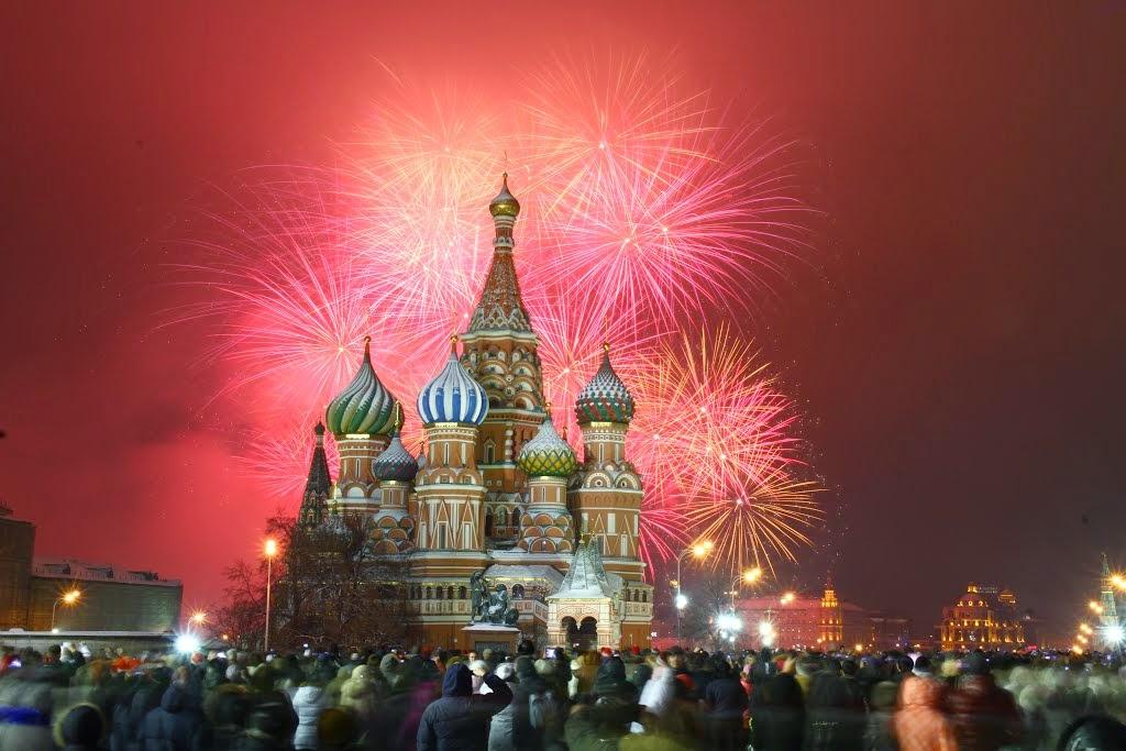 vizesiz tatil, vizesiz yurtdışı seyahati, yılbaşı, yeni yıl, rusya