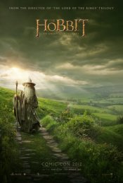 The Hobbit : An Unexpected Journey Movie Poster