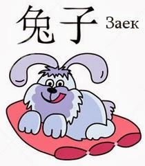 Китайски хороскоп за 2014 Заек