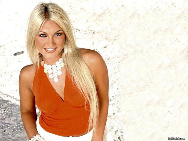 Model Brooke Hogan