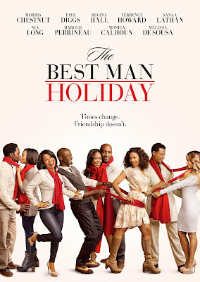 Poster Of Hollywood Film The Best Man Holiday (2013) In 300MB Compressed Size PC Movie Free Download At worldfree4u.com