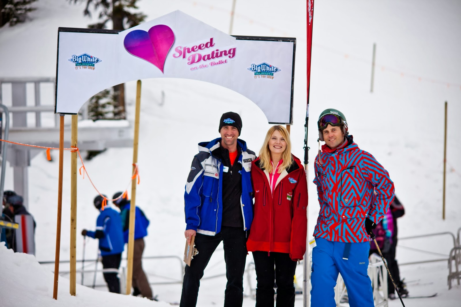 from Wayne speed dating skiing