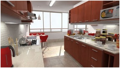 WOODEN CABINETS FOR MODERN KITCHENS RENOVATIONS