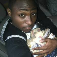 Davido too much money