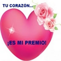 Premio: Tu Corazon es mi premio