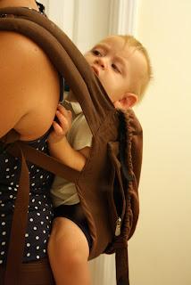 Ergo Baby Carrier Strap