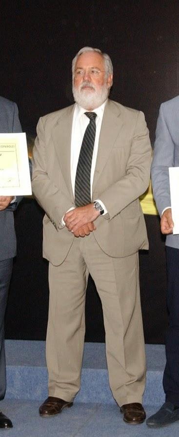 Miguel Arias Cañete.
