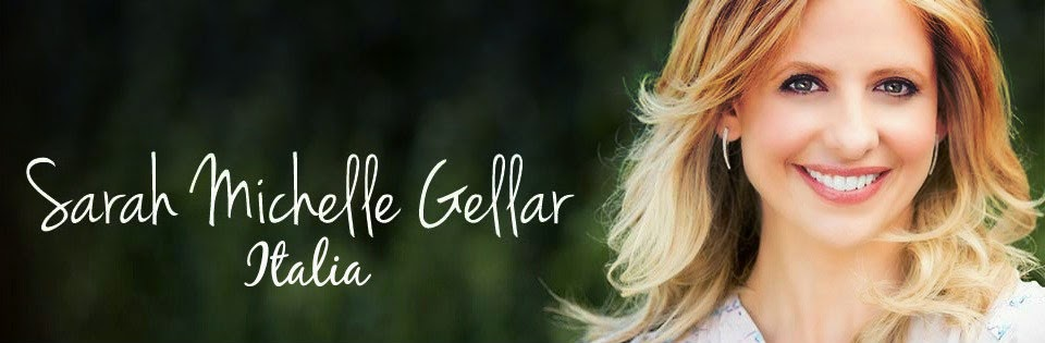 Sarah Michelle Gellar Italia