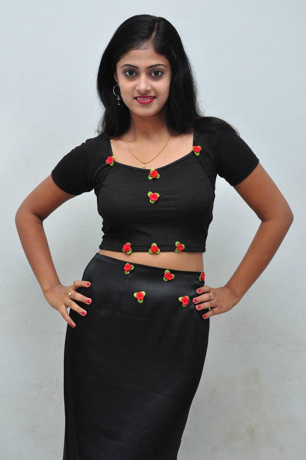 Megha sri photos at Kaki event-HQ-Photo-17