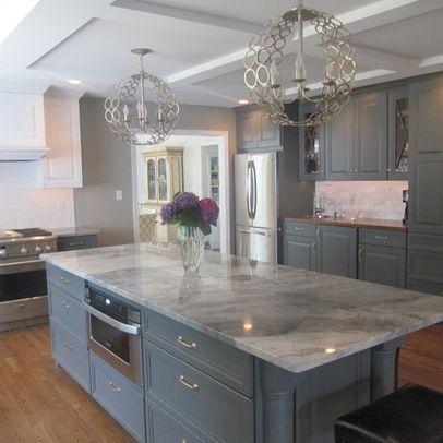 Super White Granite, Marble Alternative For Kitchen Countertops