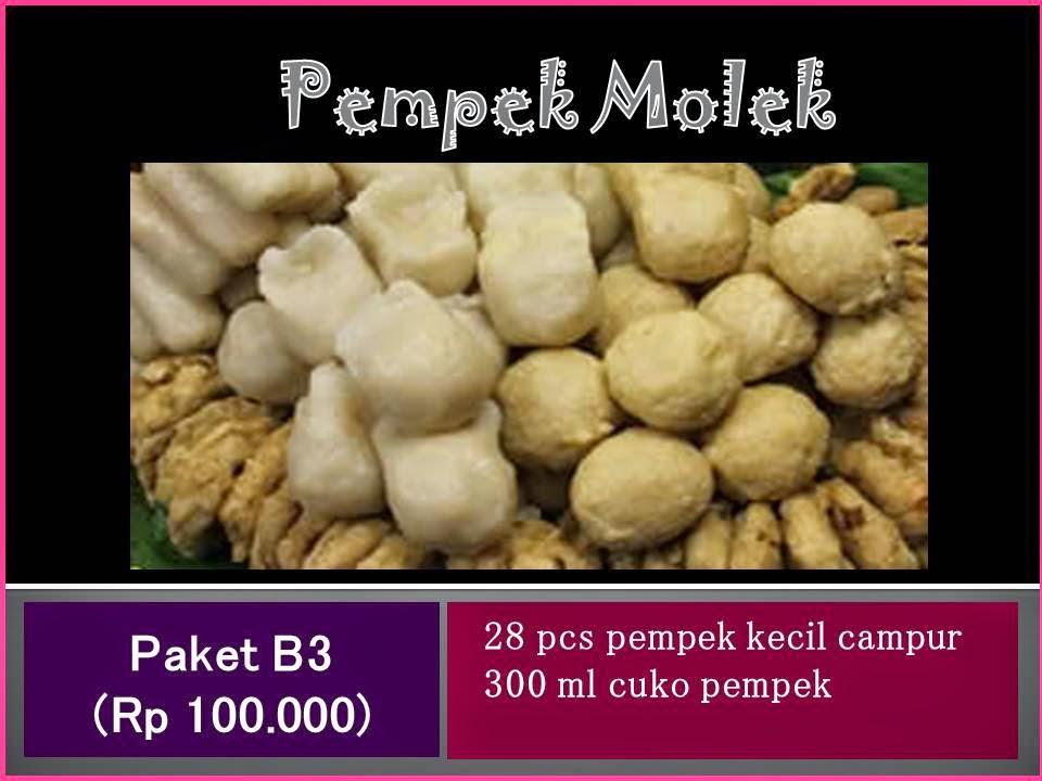 Paket B.3 Rp 100.000