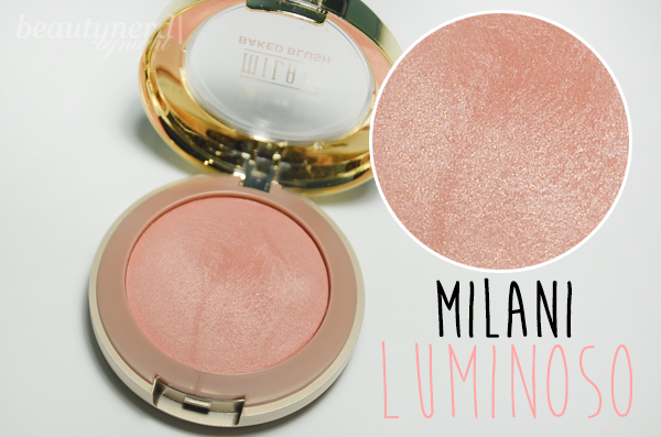 Milani Baked Blush in Luminoso Review