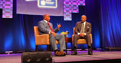 Steve Harvey at the Black Enterprise Conference