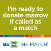 I Support Bone Marrow Donation