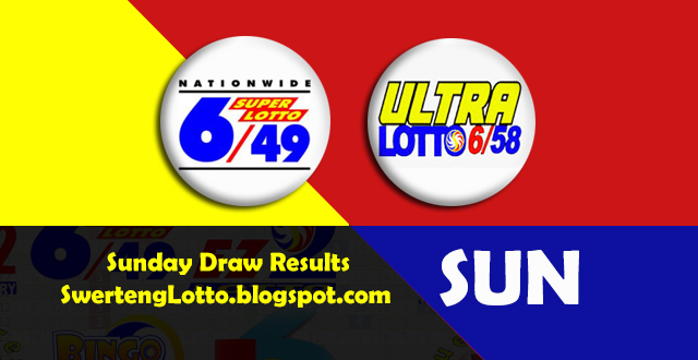 August 9, 2015 for 6/49 Super Lotto and 6/58 Ultra Lotto PCSO Draw Results