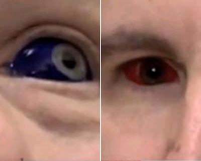Tatuagens nos Olhos
