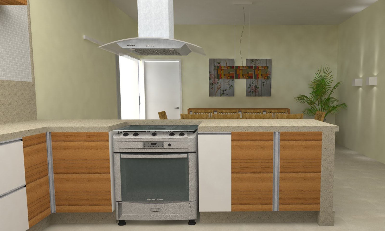 Projeto Cozinha #946837 1600 962