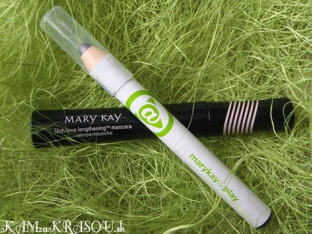 Krásne oči s Mary Kay