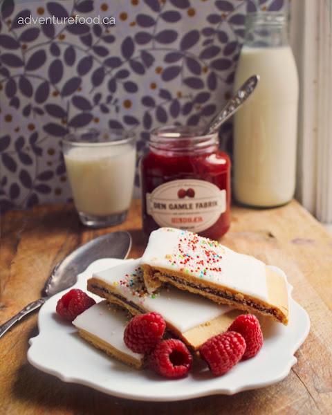 danish pastry wienerbrød baking raspberry shortbread toronto