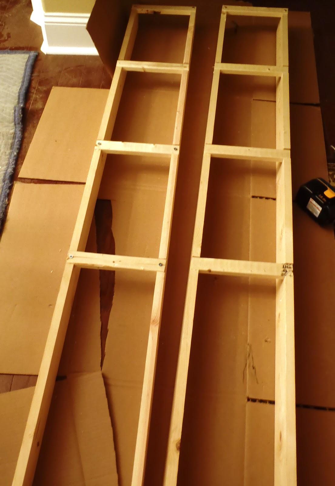 interiors furniture & design: laundry room shelves
