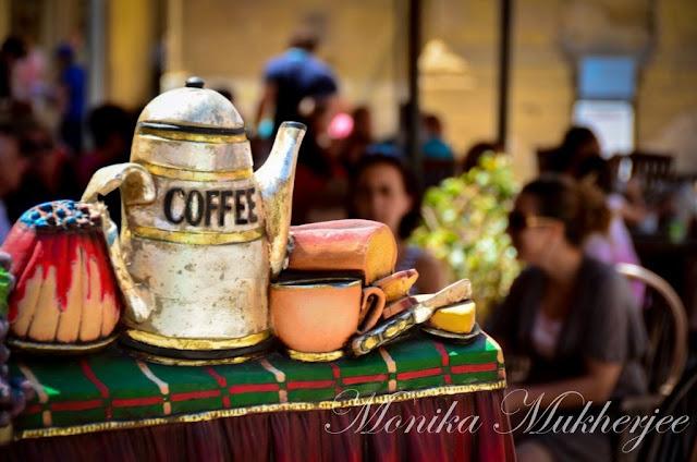 Victoria Gozo Malta by Monika Mukherjee
