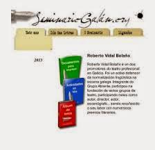 Letras Galegas 2013