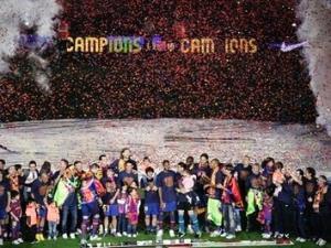 kemenangan Barca atas MU width=