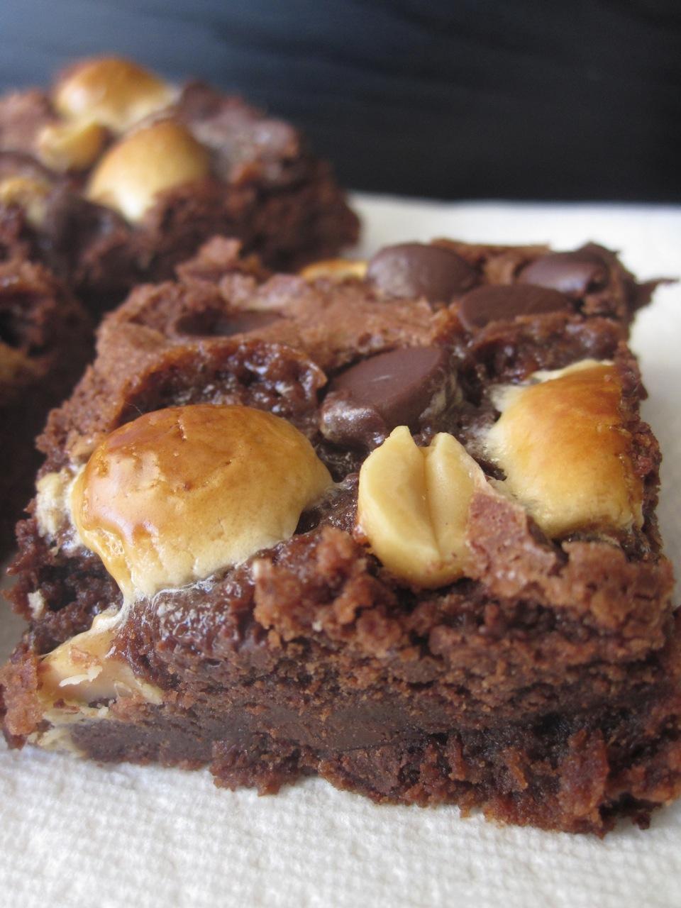 Goddess of Baking: Rocky Road Brownies