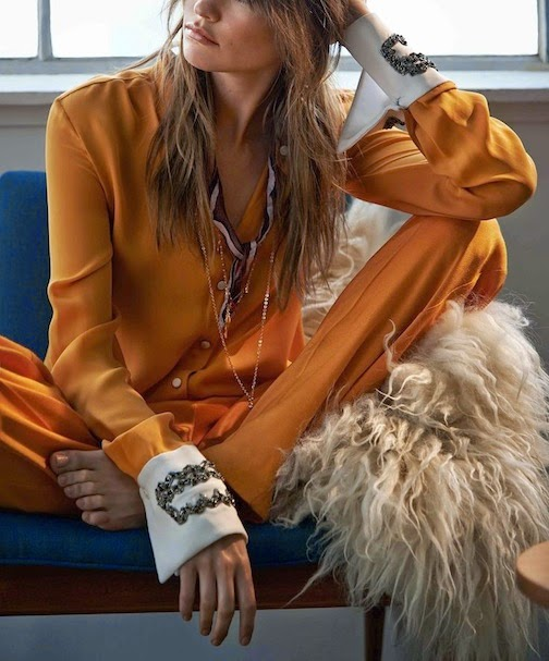 behati prinsloo by chris colls for the edit by net-a-porter 24th