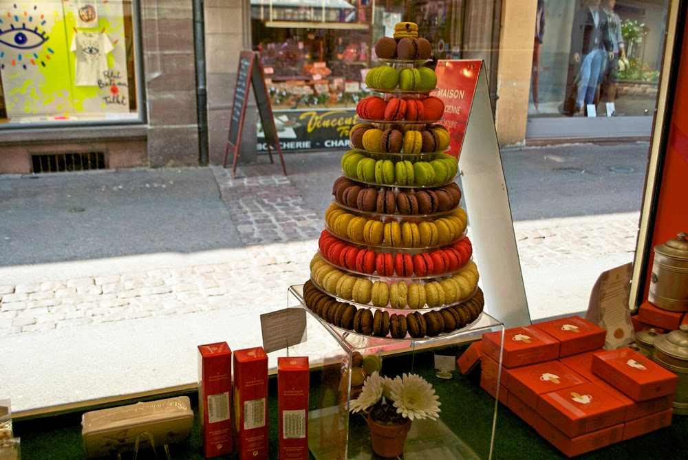 macarons in colmar