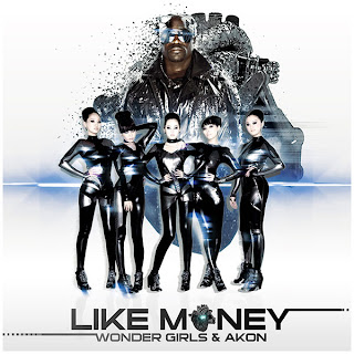 "Wonder Girls's ""Like Money"" (ft. Akon)"