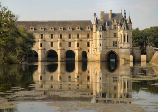 Chateaux Of The Loire. Shabby French Chateau amp; Castle