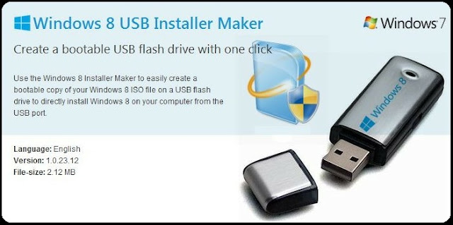 Cara Membuat Bootable Windows 8 Dari USB Flash Disk
