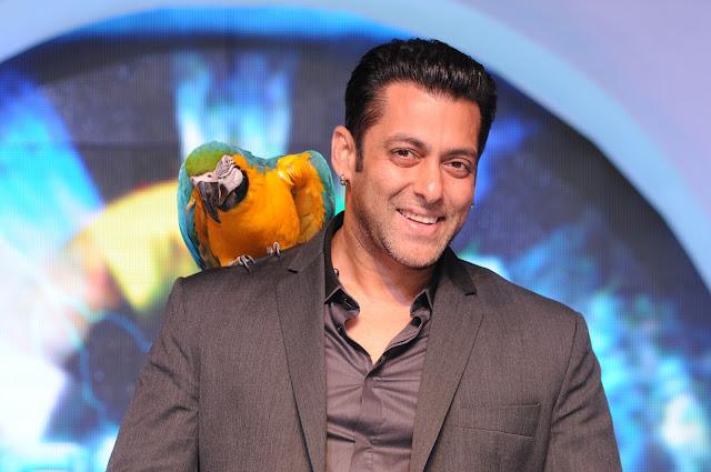 Salman Bigg boss Parrot