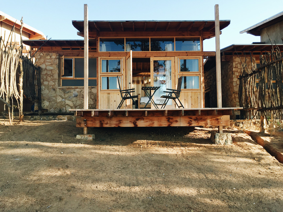 Notas del valle de guadalupe hotel report life and food for Casa de guadalupe