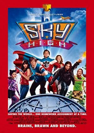 Trường Đào Tạo Siêu Nhân Vietsub - Sky High Vietsub (2005)