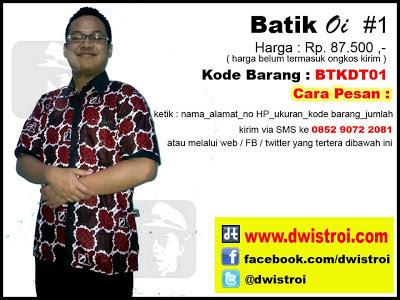 batik Oi