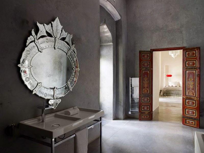 Un Riad en Marrakech rehabilitado