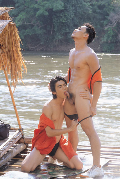 Door3 006 Door Magazine from Thailand   Hot Thick Asian Cocks