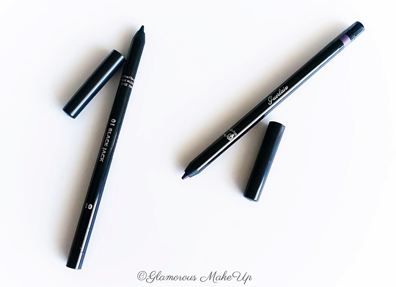 Le stylo yeux 01 blackjack guerlain