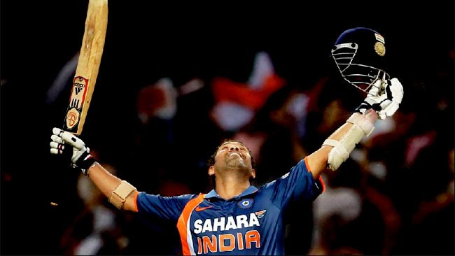 The ODI Double Hundreds of Sachin Tendulkar