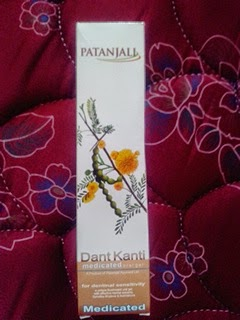 Patanjali Medicated Toothpaste Review