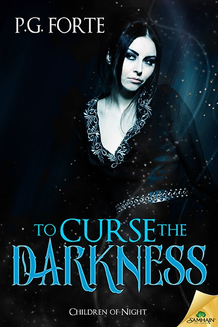 To Curse the Darkness (Children of Night book 6)