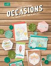 2017 Occasions Catalog