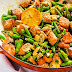 Asian Salmon And Green Beans Stir Fry Recipe