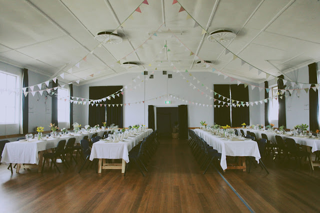 barwon heads community hall wedding