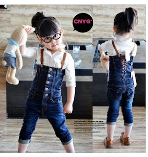 celana jeans anak perempuan branded
