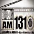 ouvir a Rádio Coroados AM 1310,0 São Fidélis RJ
