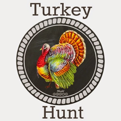 Turkey Hunt {Game & Printable}